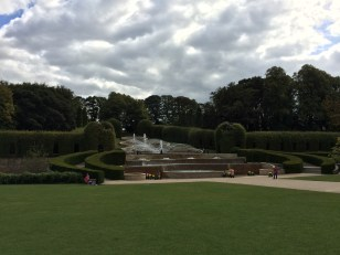 The Alnwick Garden fountain