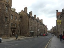 Royal Mile street view