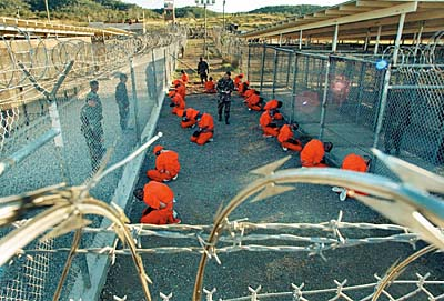 CUBA-US-ATTACKS-ENDURING FREEDOM-AFGHANISTAN DETAINEES