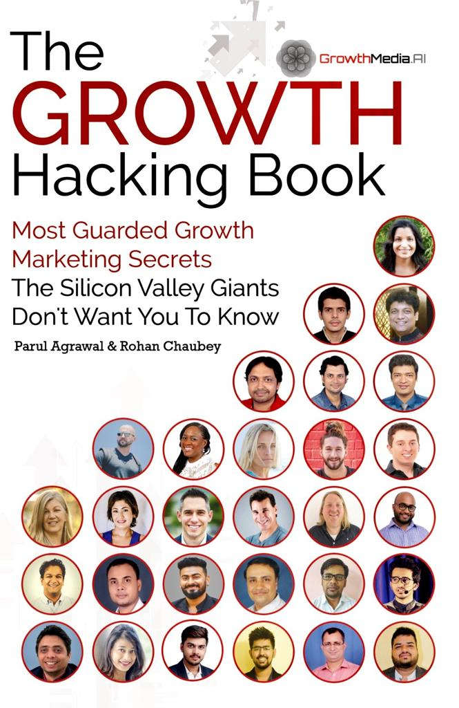 Want To Get In On Some Marketing Secrets? – Check out #1 Bestseller Growth Hacking Book