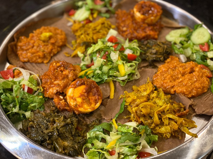 Atakilt Wat – Ethiopian Cabbage With Potatoes