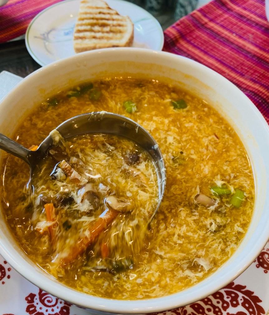 Let's Sip – Simple Hot & Sour Soup