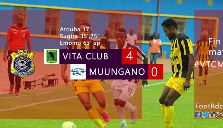 Ligue Nationale de Football, Division I : L'As V Club renoue enfin avec le succès !