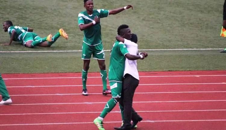 Linafoot Play-offs J5: Le Daring Club Motema Pembe sort victorieux du derby kinois face à l'As Vclub et reprend le fauteuil du leader au classement partiel