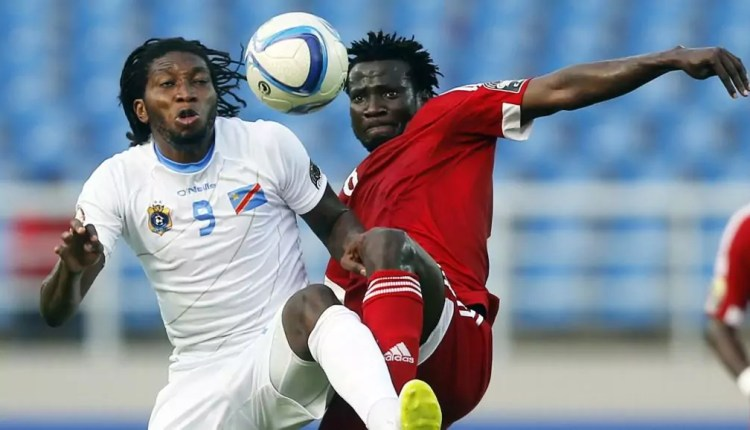 CAN 2019-RDC : Mbokani absent contre le Liberia