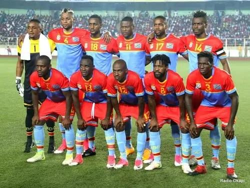 Amical FIFA : La RDC face au Nigeria le 28 Mai