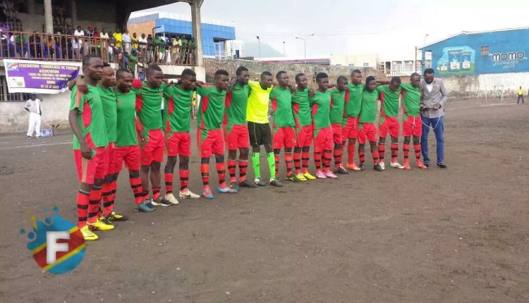 Foot/Goma : Démarrage effectif de la saison 2017-2018 à l'EUFGO