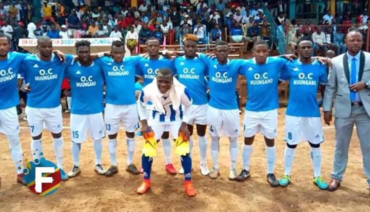 Vodacom L1/Zone Est: Dauphin s'incline devant Muungano (1-0) à Bukavu