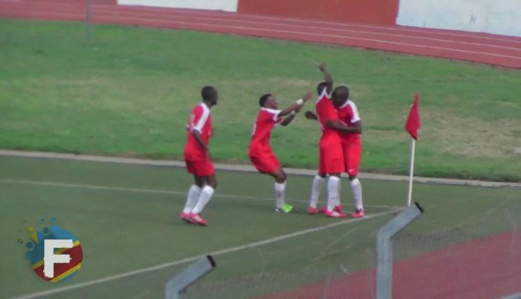 Vodacom Ligue 1 : Don Bosco chavire devant Lubumbashi Sport