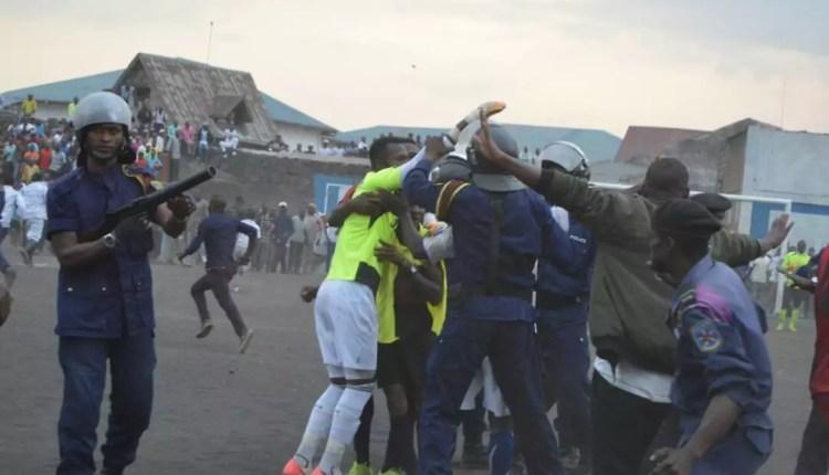 Sport-Lutte contre la violence dans les installations sportives : Footrdc.com et le monde sportif s'engagent et condamnent.