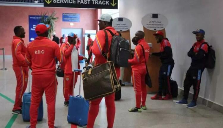 Team +243 : La liste des Léopards qui ont atterrit au Nigeria.
