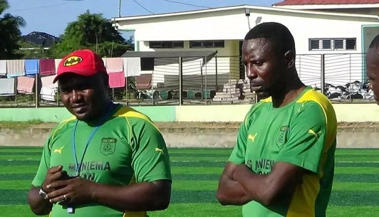 VL1 : Suspension des deux entraineurs de Maniema Union, le club dénonce !