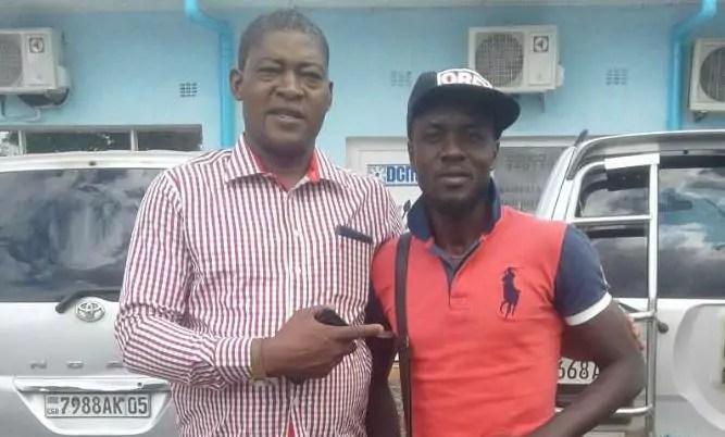 FC Lupopo: L'ivoirien Assiri Jean Emmanuel en renfort de l'attaque.