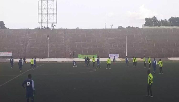 AC Rangers vs Muungano