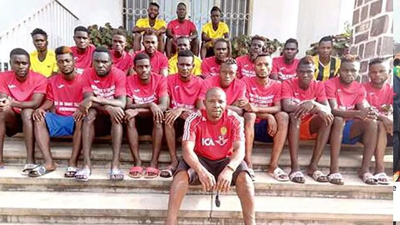 SC Amical de Matadi. Photo Stallone Mabilama