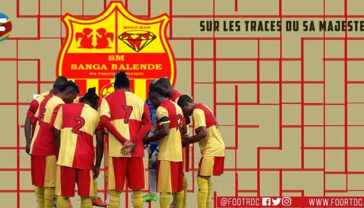 Vodacom Ligue 1 : L'invincibilté, l'évangile selon Sanga Balende !