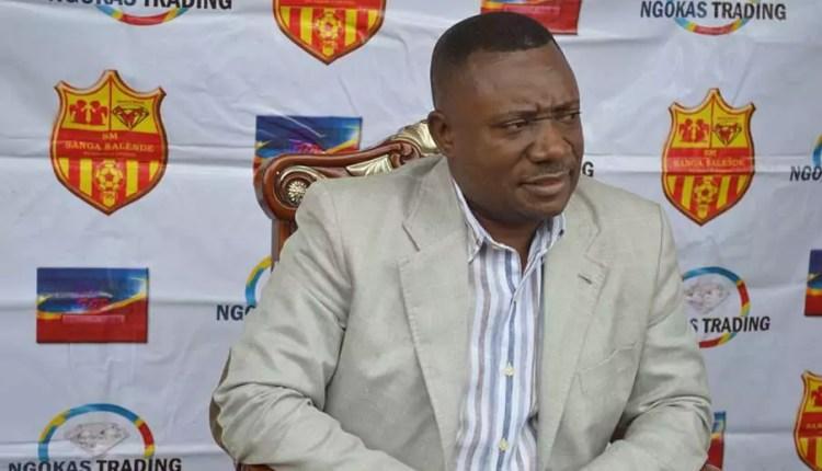 Vodacom Ligue 1 : «Nous jouons le fair-play», Alphonse Ngoyi Kasanji