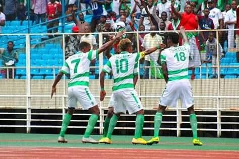 Coupe de la CAF : l'AS Nyuki et le Daring passent au tour suivant.
