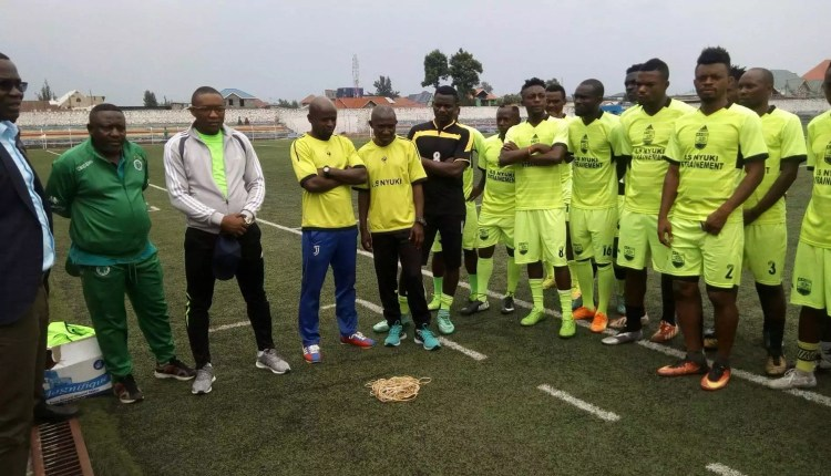 C2 CAF: l'AS Nyuki à Luanda pour tenter l'improbable