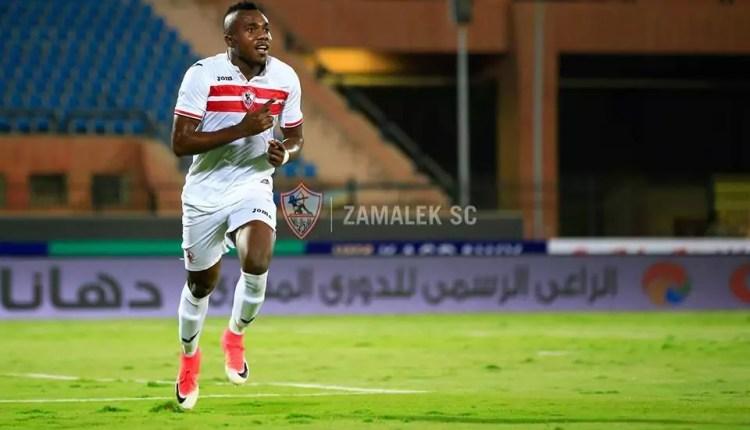 CAFCC: vidéo: Superbe but de Kabongo Kasongo lors de Zamalek-AS Canton (7-0)