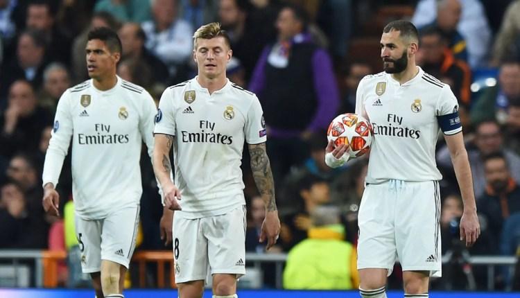 A l'étranger: Le Real Madrid est en vacances le 5 mars au soir