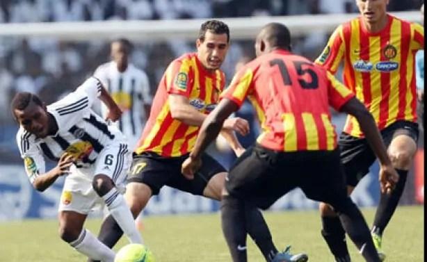 CAFCL Demi-finale: EST sans deux titulaires face à Mazembe