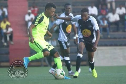 Vita Club vs TP Mazembe