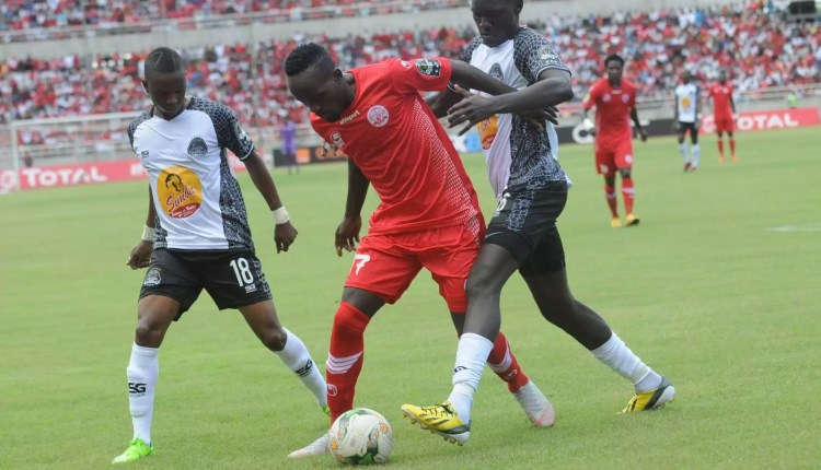 CAF C1 : Simba et Mazembe se quittent sur un score qui n'arrange personne