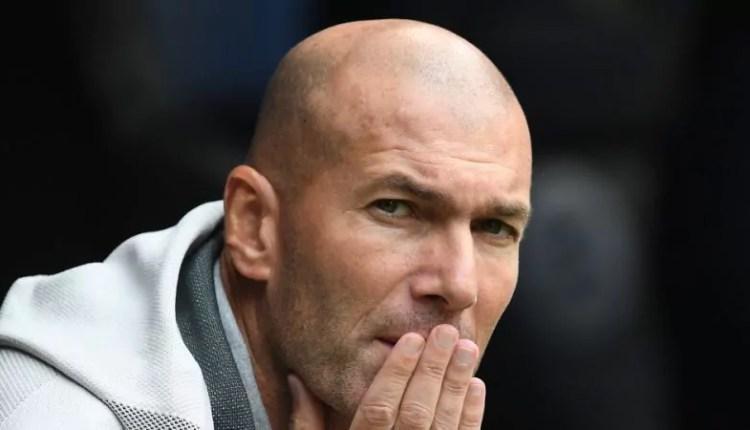Europe: le premier objectif du Real Madrid pour Zidane
