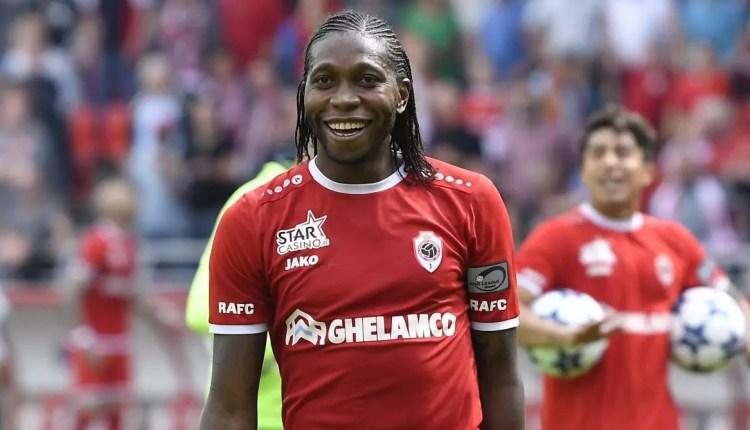 Échos +243 : Dieumerci Mbokani adulé par le coach d'Antwerp