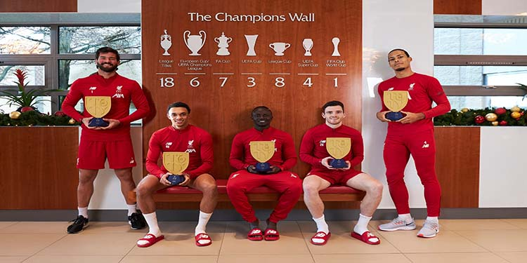FIFA 20 : Sadio Mané dans l'équipe-type de l'année - footsenegal.com