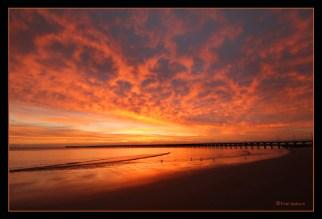 Sunrise at Hervey Bay