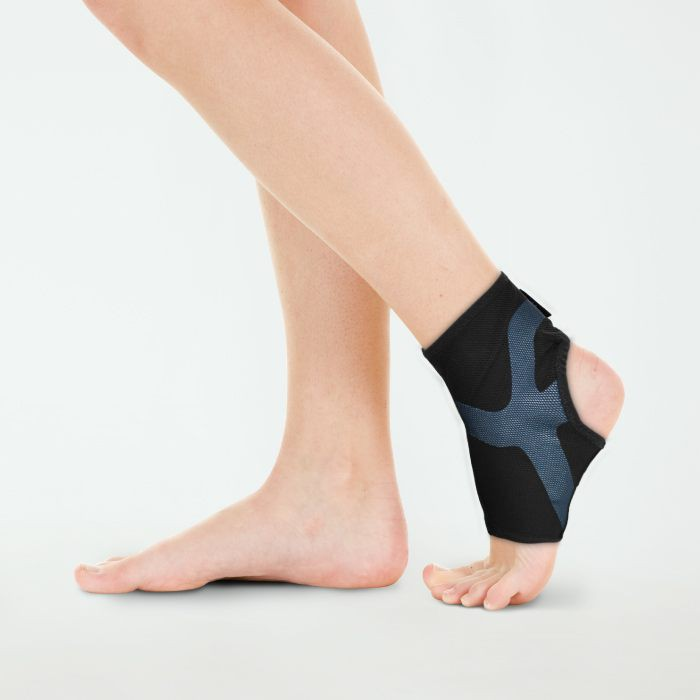 BodyVine 超肌感貼紮護踝 (專利設計!!) - 香港足脊檢查中心