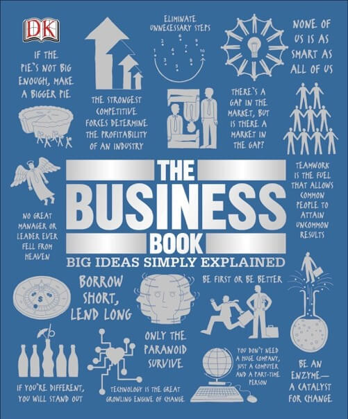 business book image
