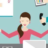 employee stress photo