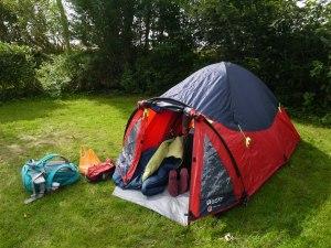 Our set up in Llantwit Major