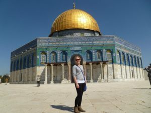 Dome of the Rock..