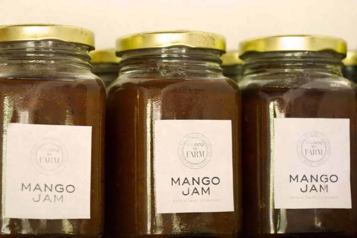 Gambia activities | charity | mango jam