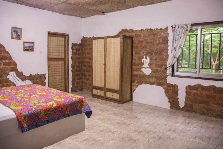 Sunbird House accommodation | interior | bedroom