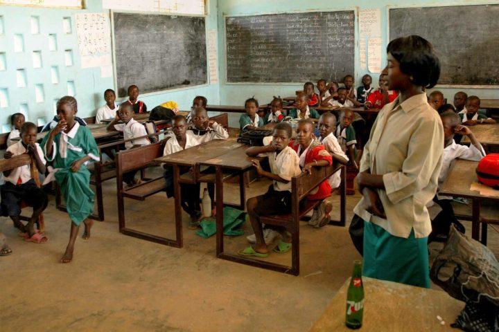 Gambia activities | Schools