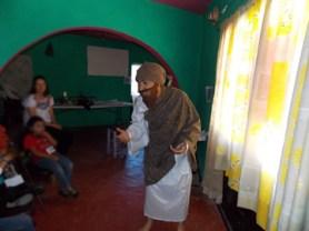 Huejotzingo 2013 VBS Thomas Tells the Story of Jesus