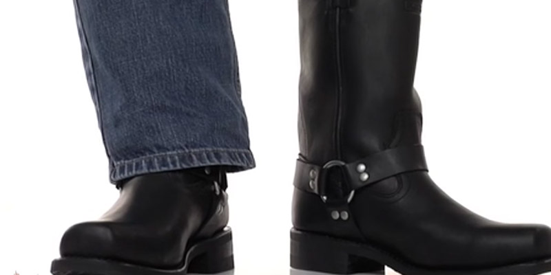 Proven Benefits of Motorcycle Harness Boots FI