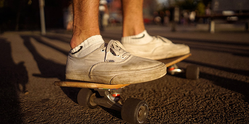 What Features Make Vans Slip-Resistant