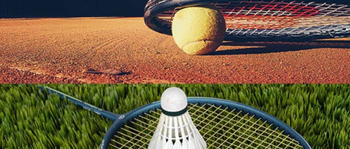 Badminton or Tennis FI