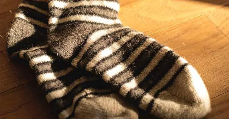 Long Slouch Socks