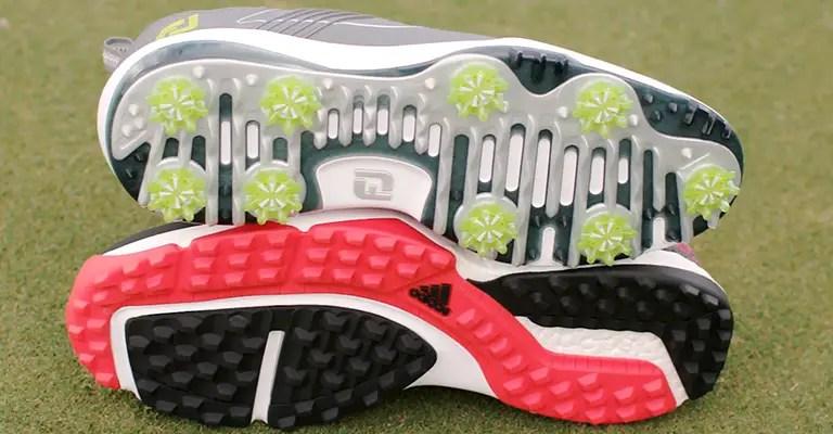 Spike vs Spikeless Golf Shoes Fi