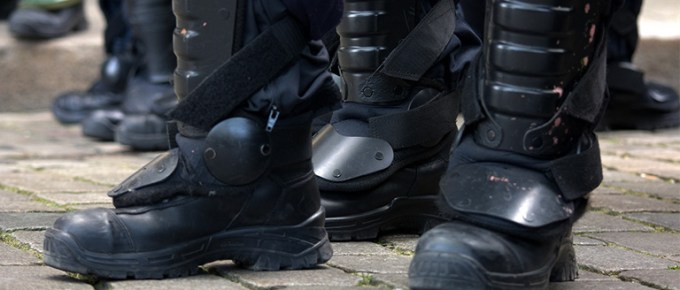 Best Boots For Police Fi