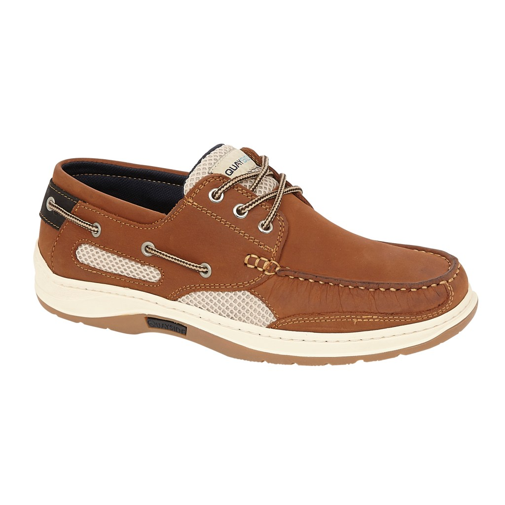 Quayside Sydney Walnut Best Selling Deck Stylish Shoe