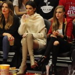 Photos Celebrity Shoe Style Nba Courtside Footwear News