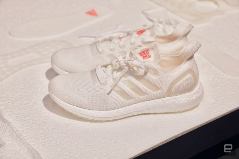 73f1e338c Adidas made a running shoe that's fully recyclable - FootwearTimes